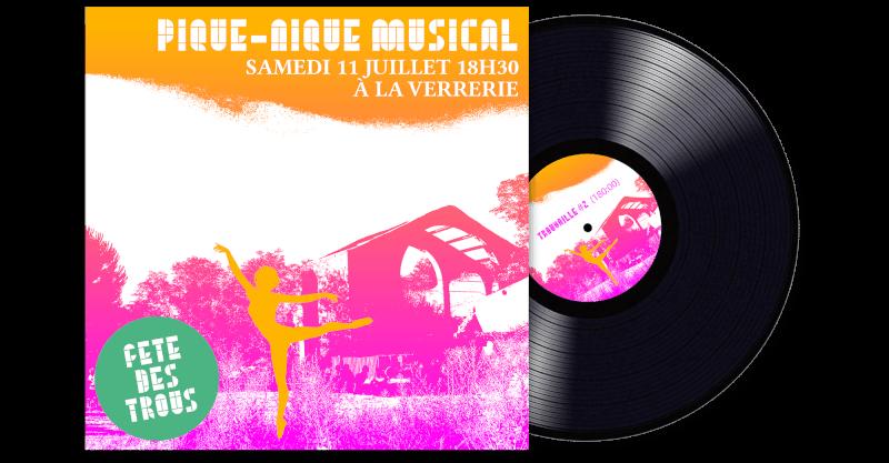 TROUvaille#2 – Pique-nique musical