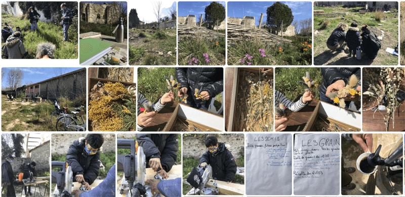 Read more about the article Retour en images sur le rendez-vous des jardins du 21/03/2021