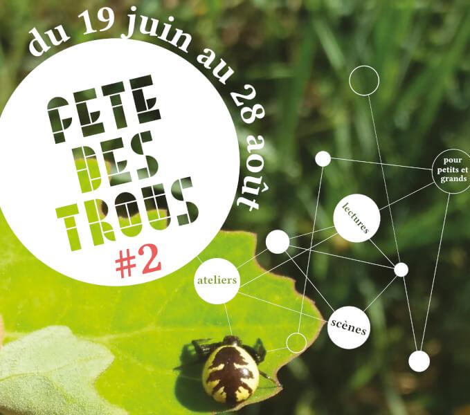 Read more about the article Retrouvez la fête des trous !