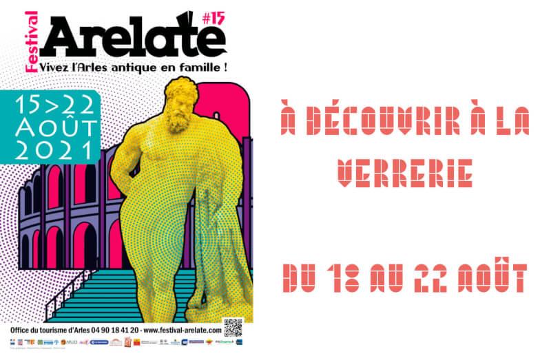 Read more about the article Arelate à la Verrerie